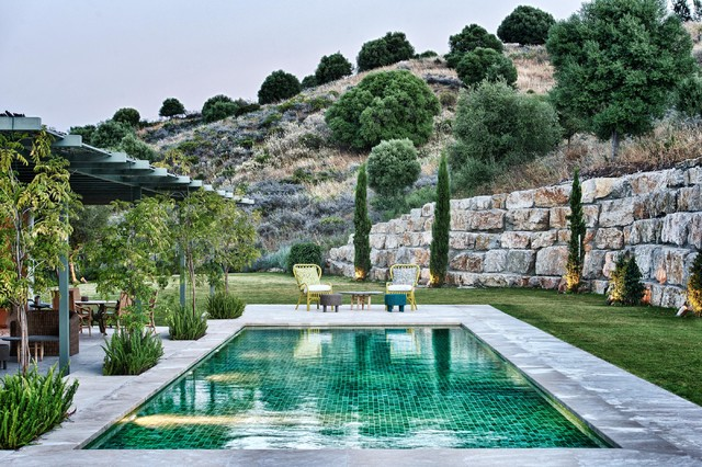 Casa en medio del campo en sotogrande casa de campo for Casa de campo pequena con piscina