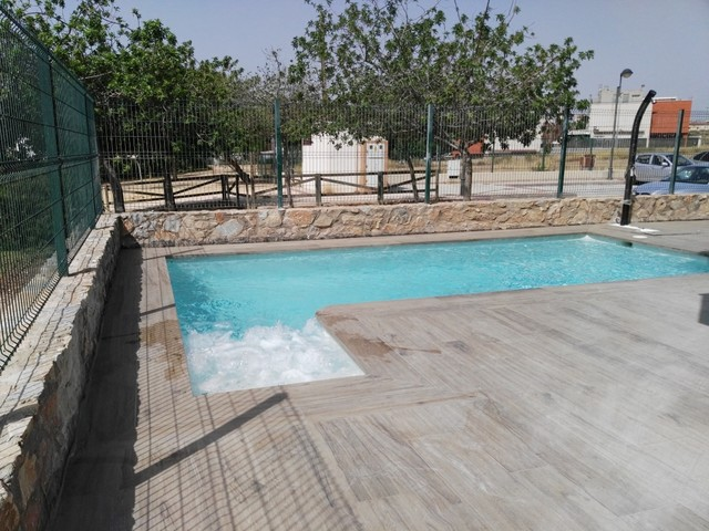 Piscina Con Jacuzzi.Piscina Con Jacuzzi Contemporary Pool Other By
