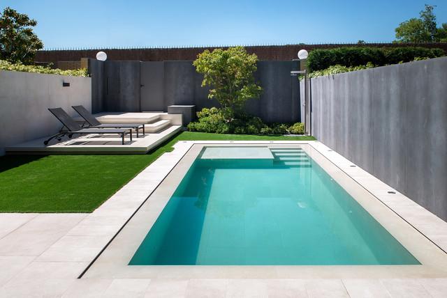 Vivienda En La Urbanización La Finca V Contemporary Pool