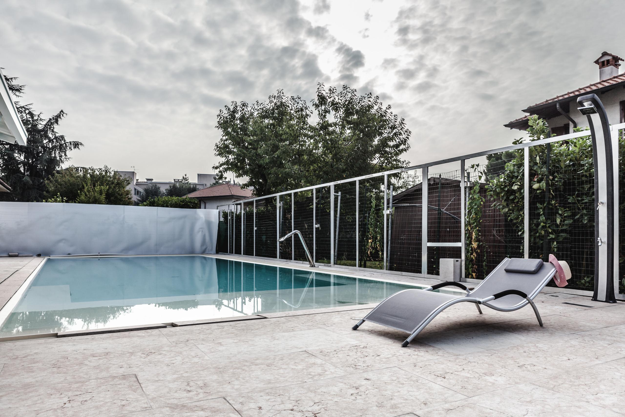 Villa con piscina   Ristrutturazione completa 100mq