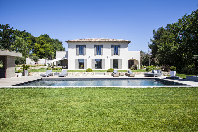 Aix en provence jardin m diterran en m diterran en - Salon piscine et jardin marseille ...