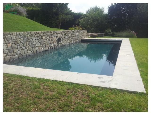 Amenagement Autour D Une Piscine : am nagement paysager autour d 39 une magnifique piscine ~ Nature-et-papiers.com Idées de Décoration