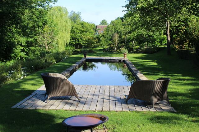 Couloir de nage en normandie for Prix couloir de nage desjoyaux