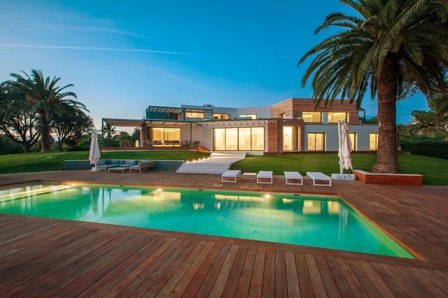 French Riviera Properties - Coastal - Swimming Pool & Hot Tub - Nice ...