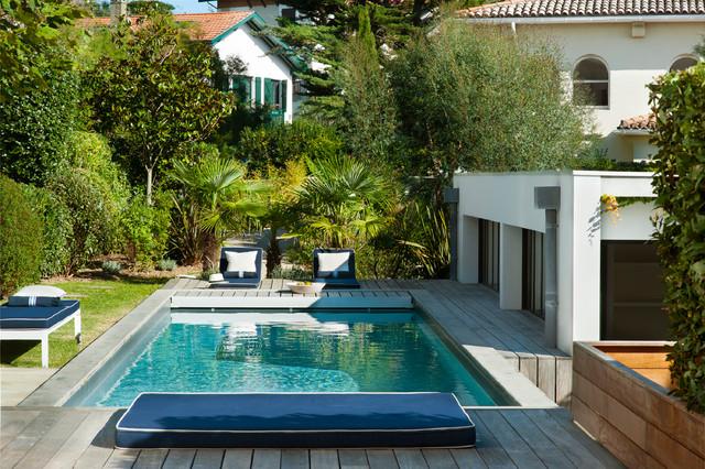 Maison de village, Pays Basque (64) -2016 bord-de-mer-piscine