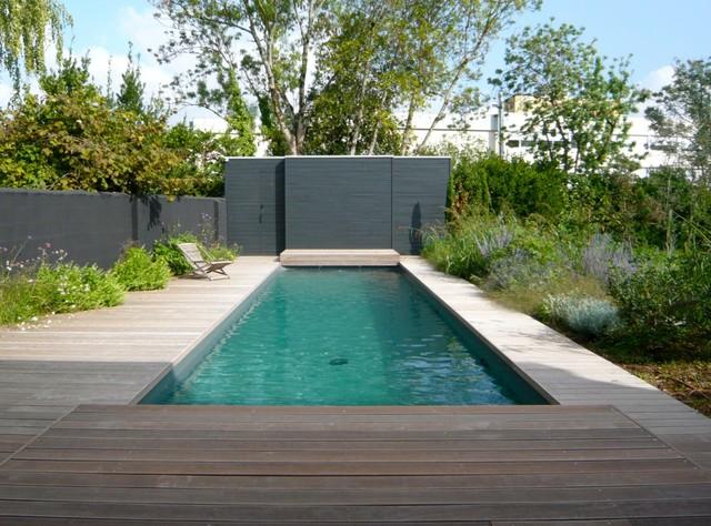Maison la contemporain piscine autres p rim tres for Ask yourself why la piscine