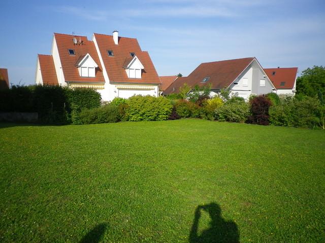 Maison Moderne Et Jardin Epure Contemporaneo Piscina