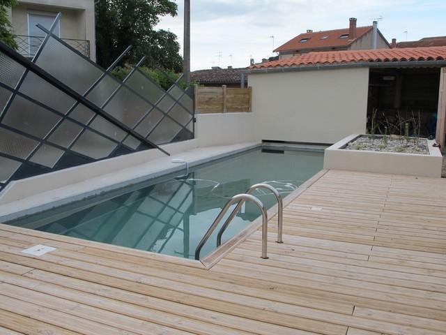 idee piscine beton. Black Bedroom Furniture Sets. Home Design Ideas