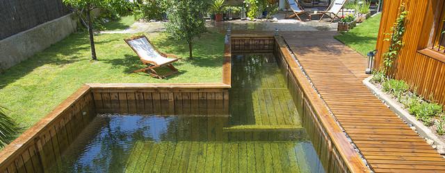 Piscines cologiques contemporain piscine marseille for Piscine design marseille