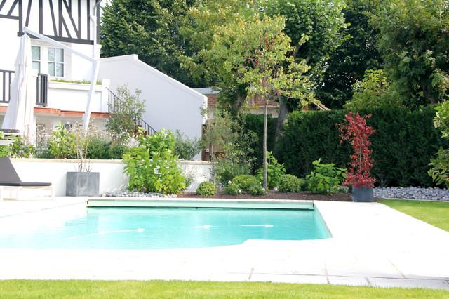 R novation maison de ville beach style pool - Renovation petite maison de ville ...