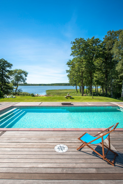 In pictures twelve stunning scandinavian swimming pools for Local swimming pools