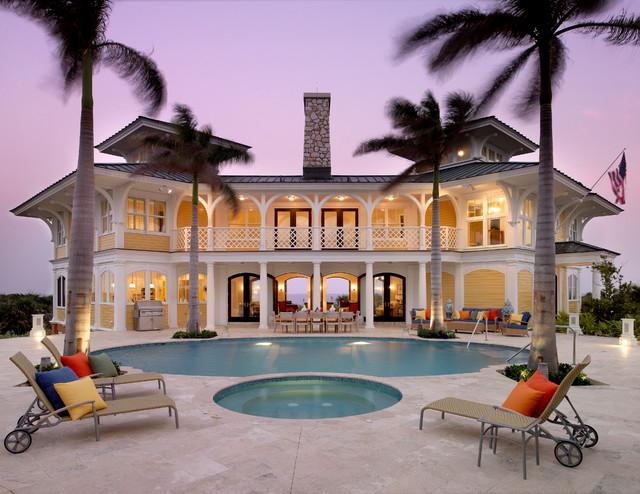 0318 Abaco Bahamas Tropical Pool Boston By