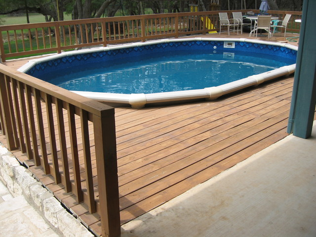 15 X 25 Pool Pool Austin By The Above Ground Pool