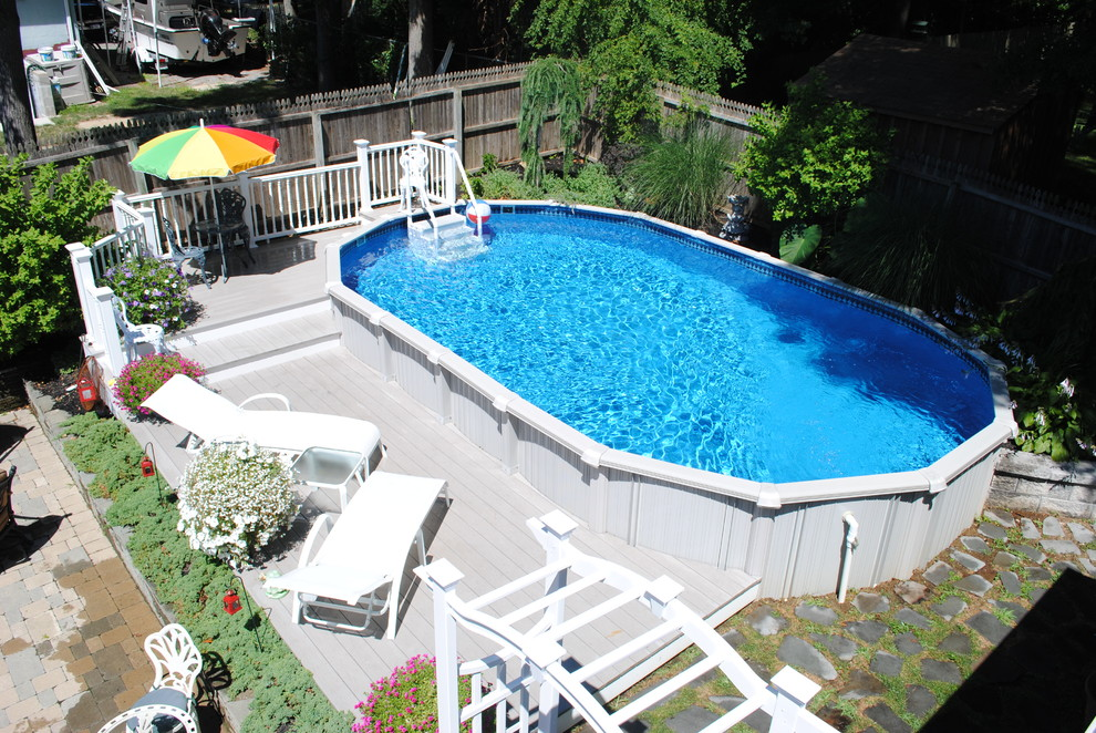 How to Protect Your Above Ground Pool this Winter
