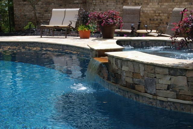 2009 Inspiration Home traditional-pool