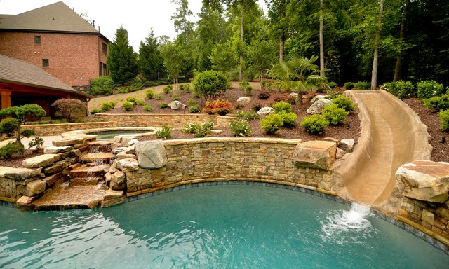 2013 swimming pool projects traditional pool atlanta