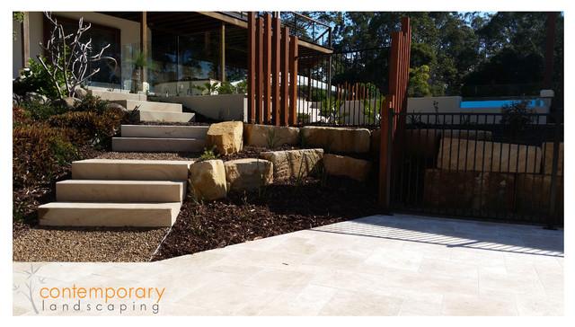 2016 hia outdoor project winner sunshine coast qld for Outdoor furniture sunshine coast