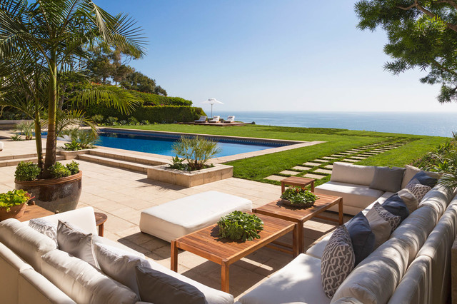 29150 Cliffside Dr. Los Angeles CA beach-style-pool