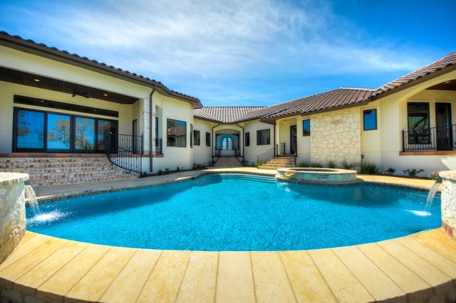 55 Winged Foot mediterranean-pool