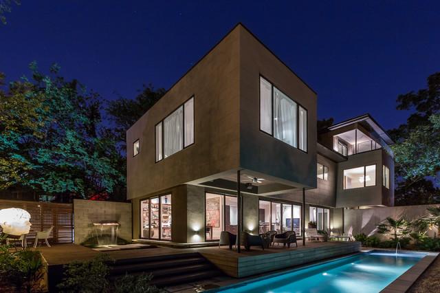 765 studio/residence, a modern residence in Atlanta, Georgia contemporary-pool