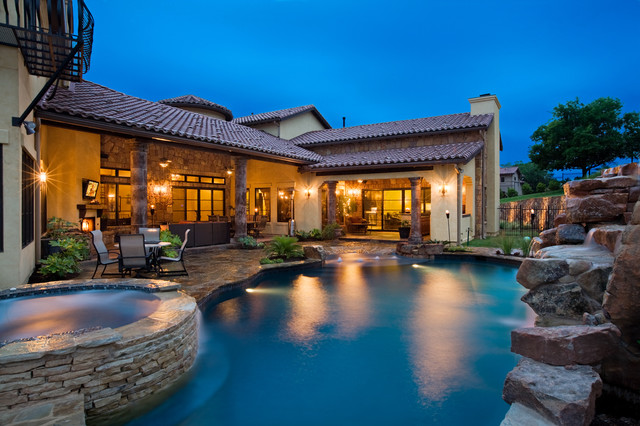 8210 Big View Dr Mediterranean Pool Austin By