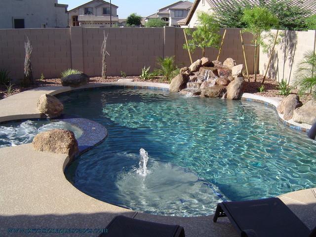 A few Projects pool