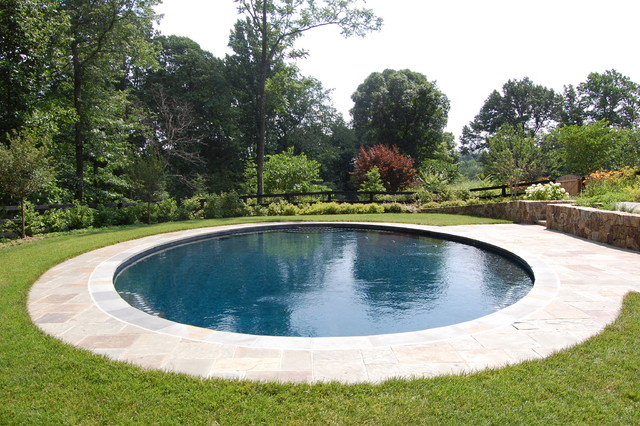 A sampling of northern virginia gardens traditional for Pool design northern virginia