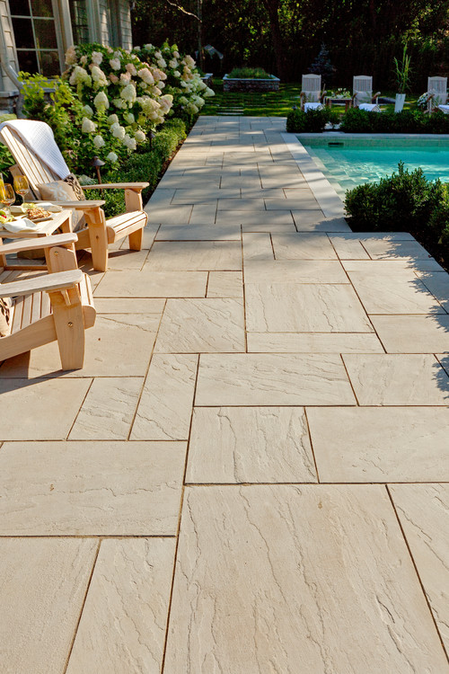 Color Of Aberdeen Pavers