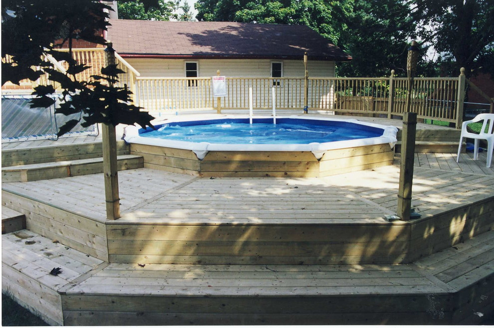 4 Out of Ground Pool Maintenance Tips