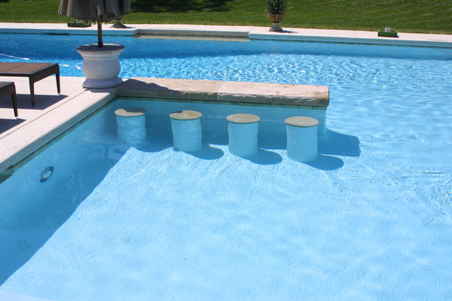 Alabach Swimming Pool Contemporary Pool St Louis By Liquid Assets Pools Inc