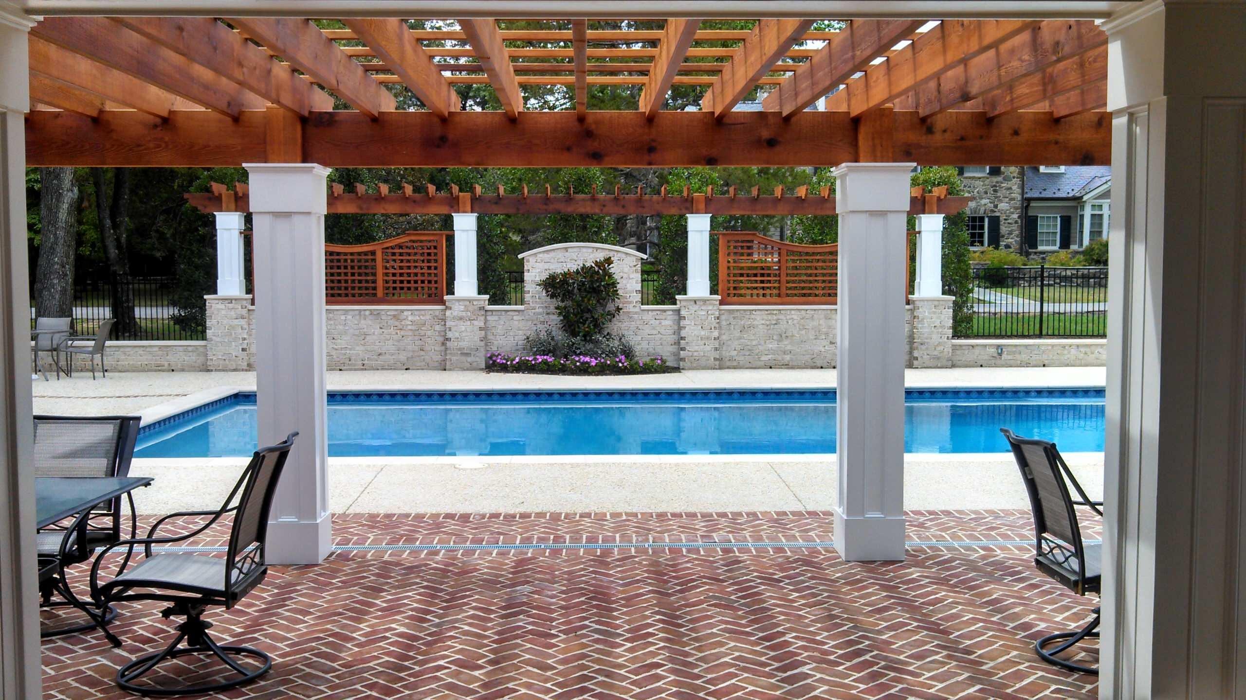 Alexandria - Pool & Pool House Renovation