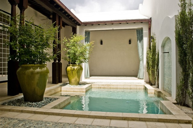 Alys Beach - contemporary - pool - birmingham - by Troy Rhone ...