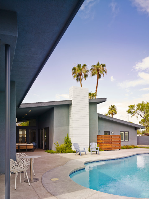 Houzz Tour From Burned Down To Done Up In Las Vegas