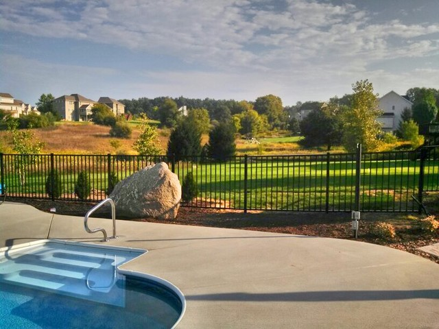 Another Beautiful Pool And Patio Traditional Pool