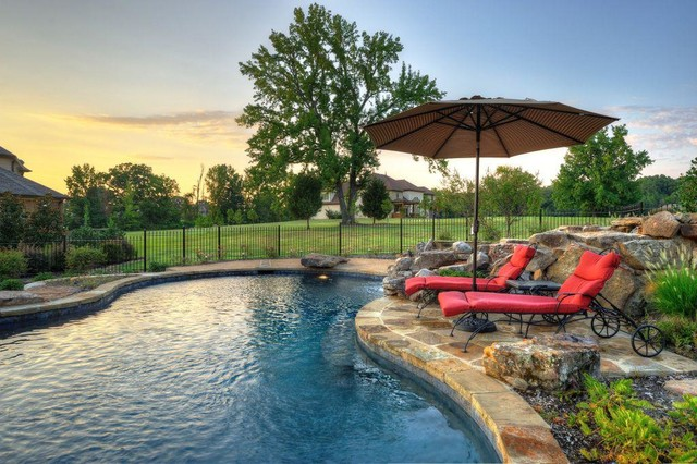 Oakland (TN) United States  city images : Another Project In Oakland, TN contemporary pool