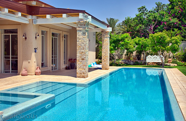 Architectural and Interior Photography pool