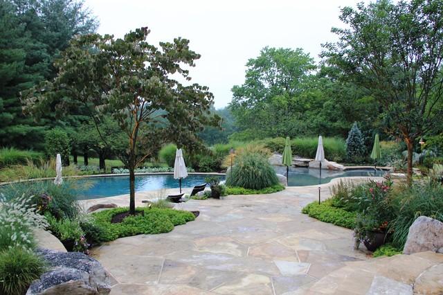 Artful Environment contemporary-pool