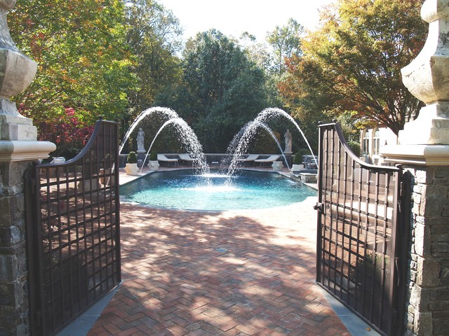 Ascott Project traditional pool