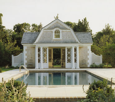 Austin Patterson Disston Architects traditional pool