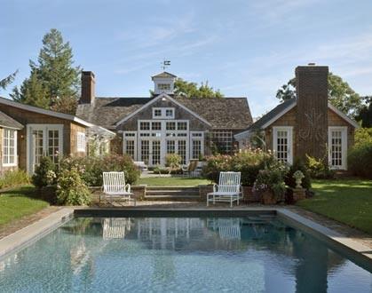 Austin Patterson Disston Architects - Victorian - Pool ...