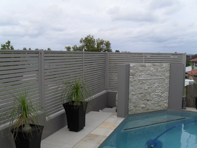 Award gates screens and fences for Pool fence screening ideas