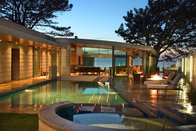 Award Winning Pools Modern Pool Los Angeles By