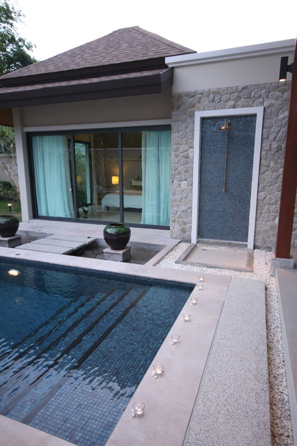 Baan WANA Pool Villas asian-pool