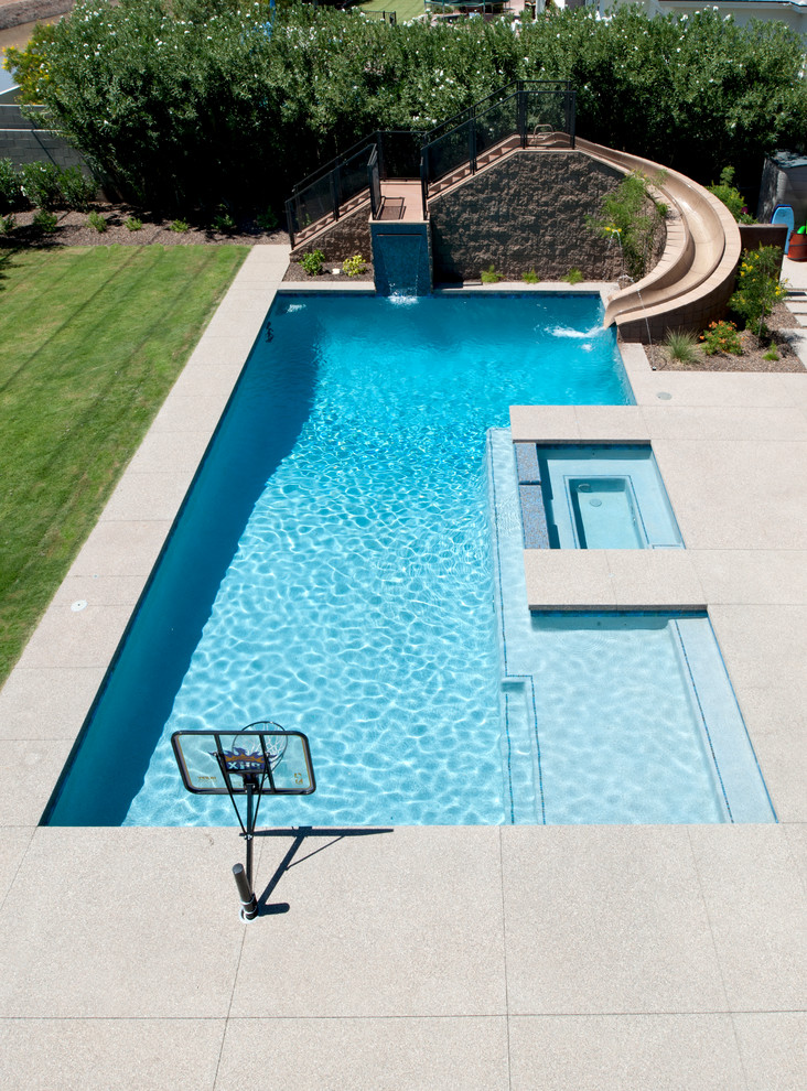 Slide For In-Ground Pool - Factors To Consider