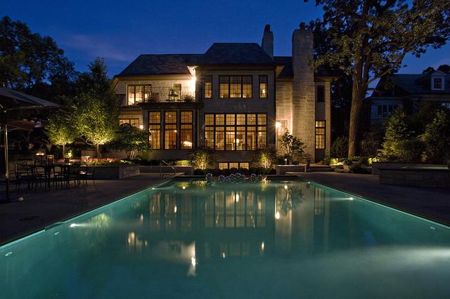 James Martin Associates traditional-pool