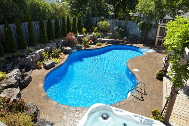 Swimming Pool, Paradise Inground Pools