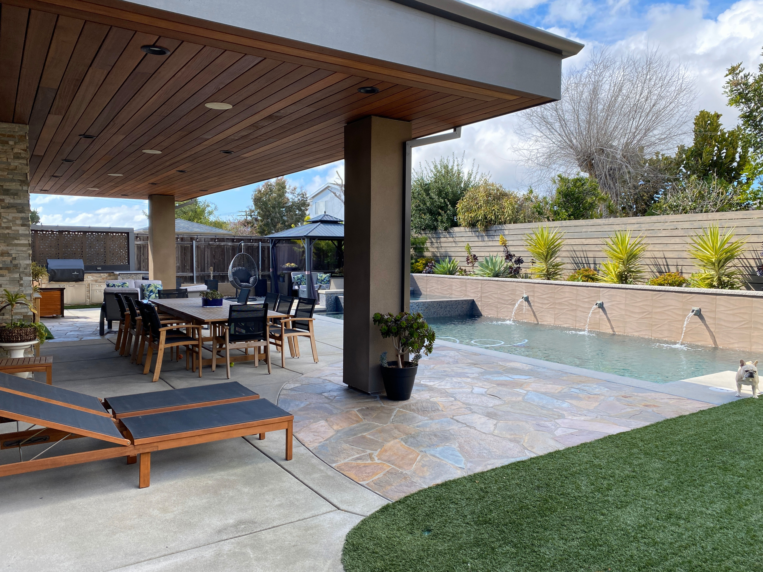 Backyard Remodel