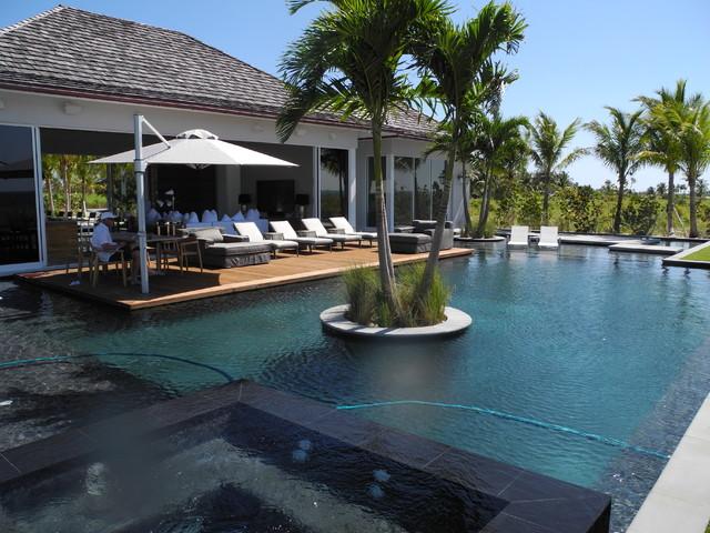 Bakers Bay Bahamas Beach Style Pool Miami By Tucker Design Build Inc