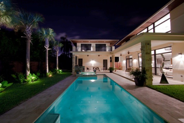 Bayview drive ft lauderdale for Pool design fort lauderdale