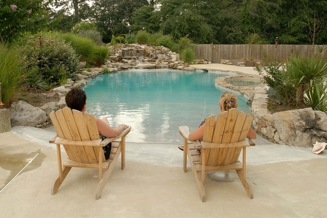 Beach Entry Pools | Houzz